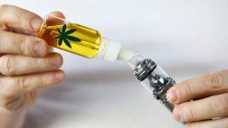 תחליפי עישון לצריכת קנאביס רפואי