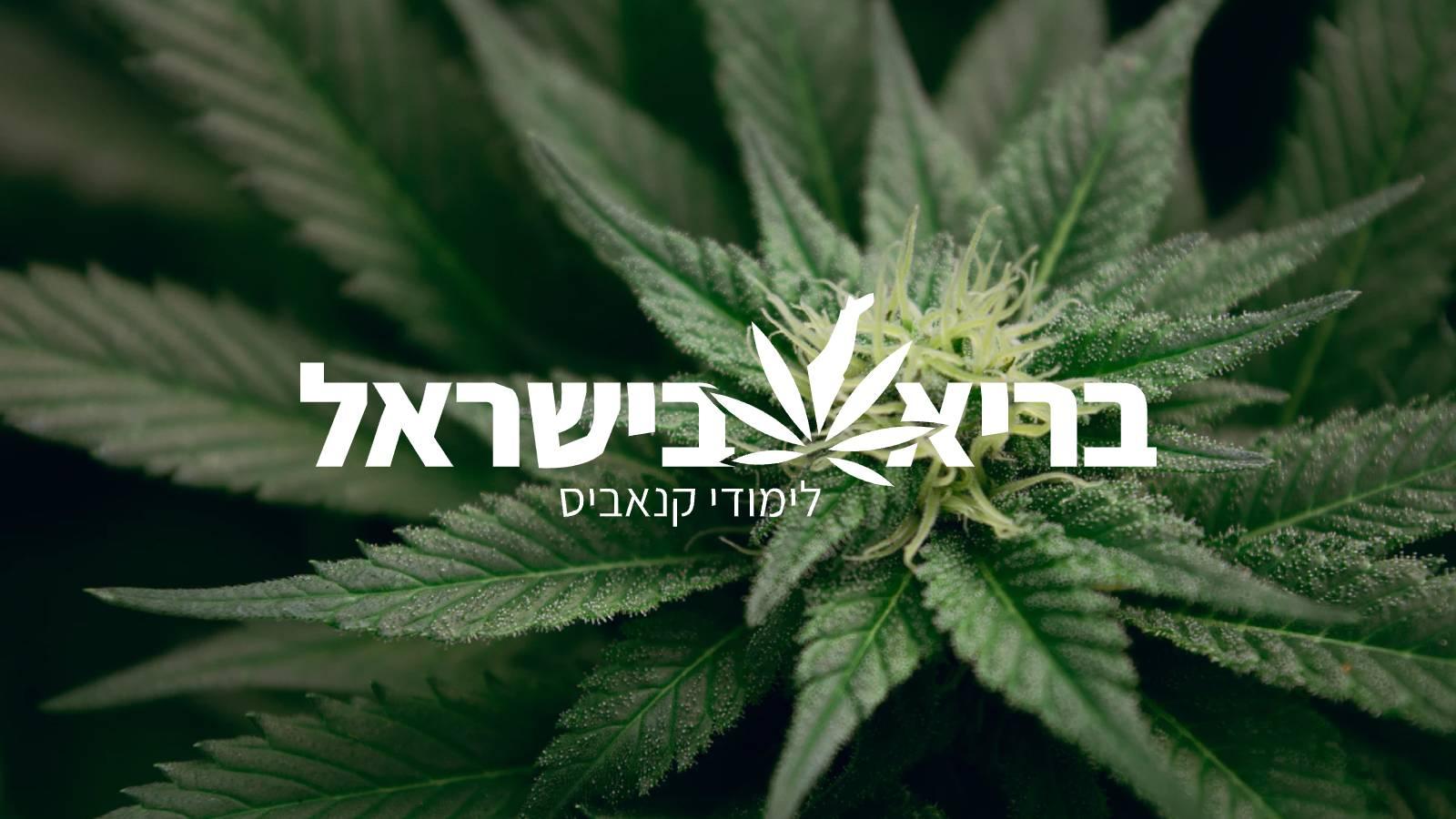 קורס קנאביס רפואי של בריא בישראל
